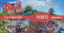 Pool Party DJ Mag 2018
