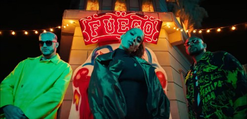 DJ Snake, Sean Paul, Anitta 'Fuego' ft. Tainy